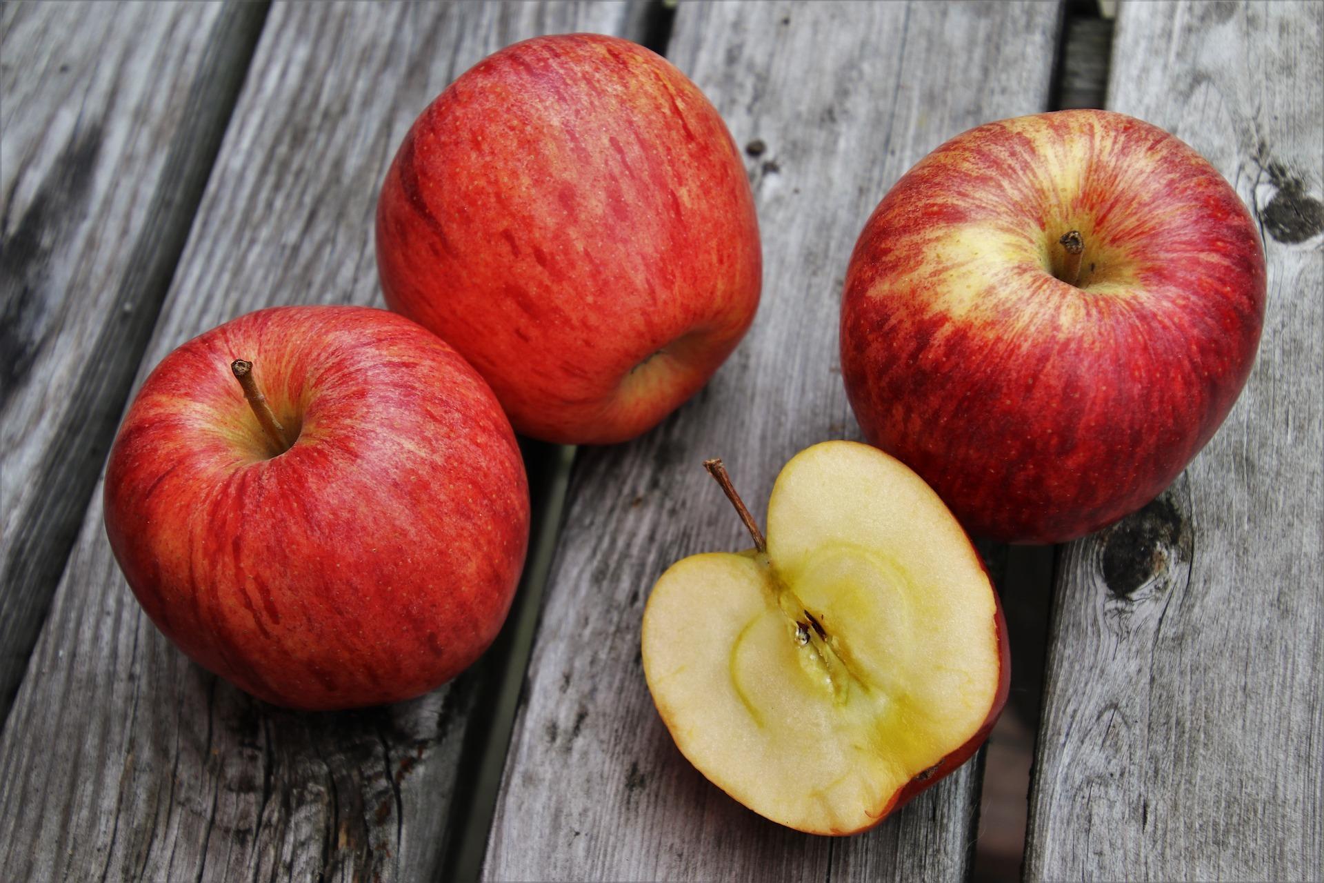 Sind Äpfel gesund für Zähne auf blog-baron.de