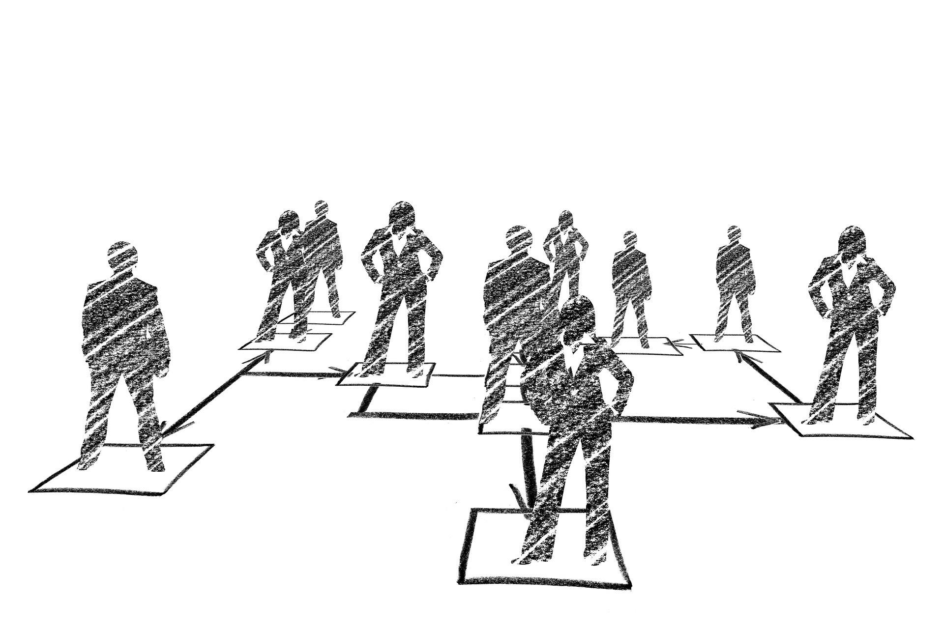 Kontrolle und Vertrauen in der Führung auf blog-baron.de